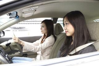 いつも運転する側の人ー!!