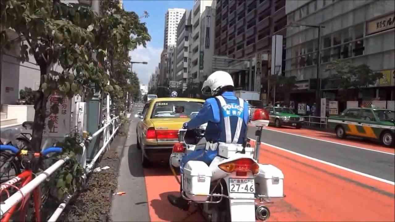 【ねたトピ】カッコいいタクシーの止め方