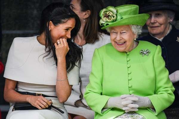 メーガン妃、エリザベス女王と2人きりの初公務へ!