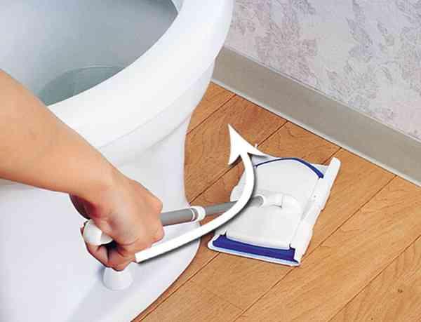 トイレを掃除機かけるのは汚いですか?