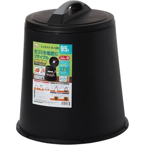 ゴミ箱の消臭対策事情