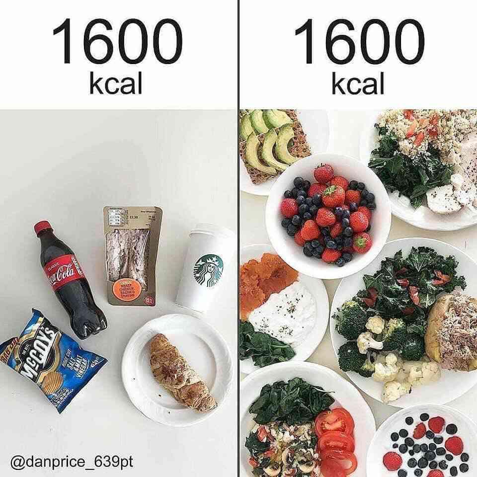 1日の食事量