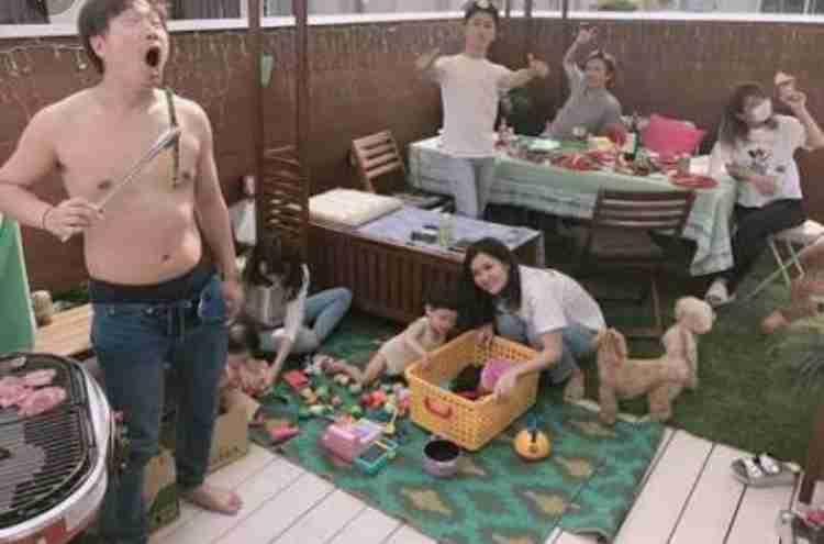 辻希美、夫・杉浦太陽と自宅バルコニーをIKEAでリニューアル