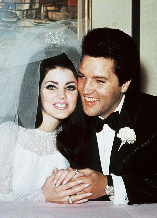 有名人夫婦の結婚式の写真を貼るトピ