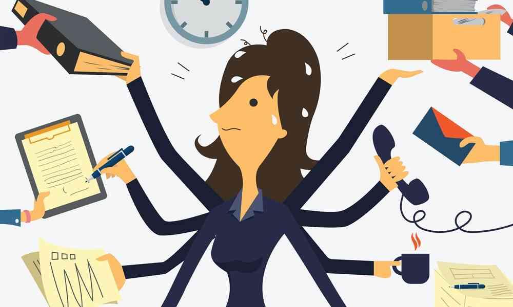 日々忙しい人の方が人生充実してると思いますか?