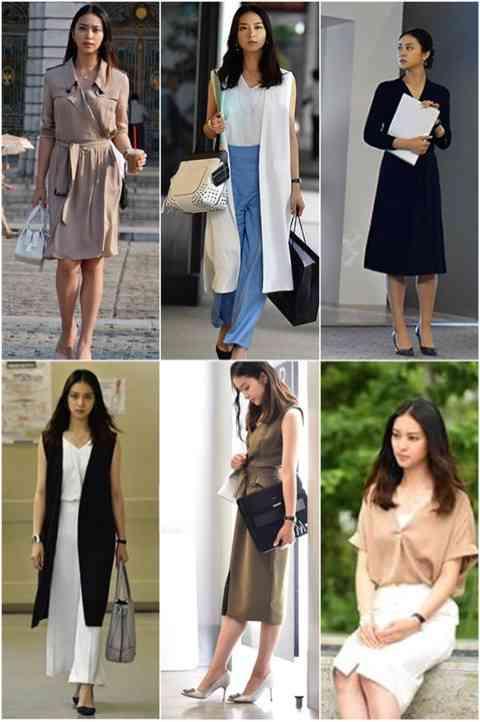 ファッションが素敵なドラマ