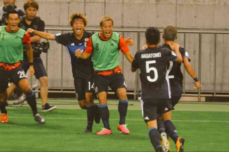 [実況・感想]  サッカー国際強化試合「日本代表×パラグアイ代表」