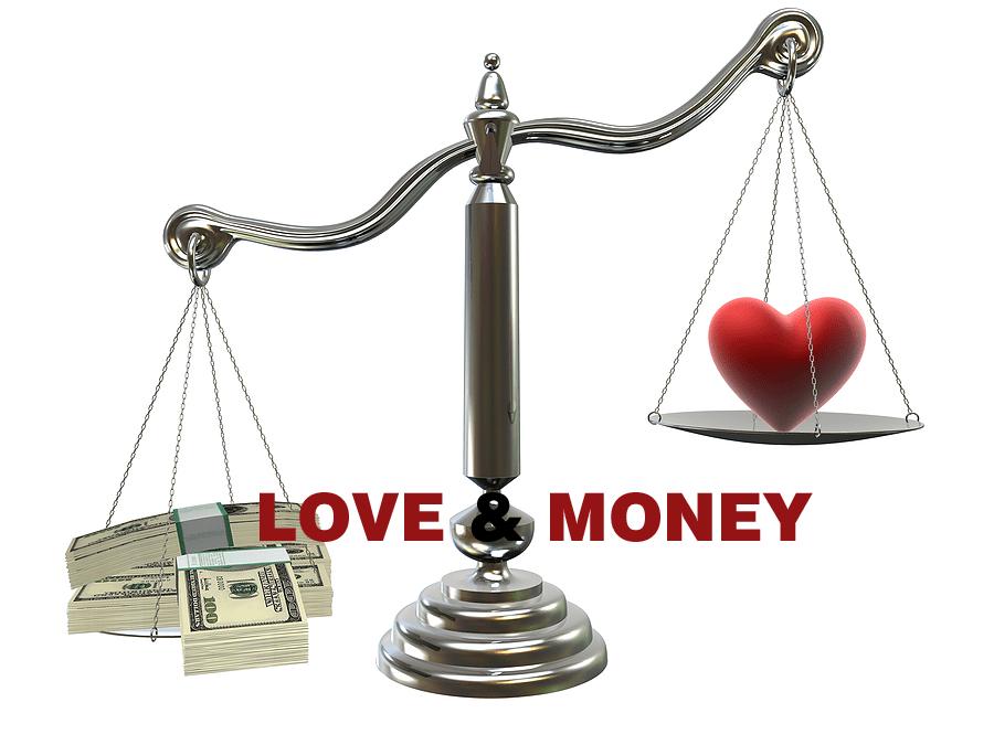 愛よりお金と思い始めたのはいつから?