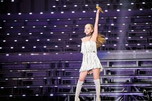 安室奈美恵DVD、音楽作品初のミリオン確実