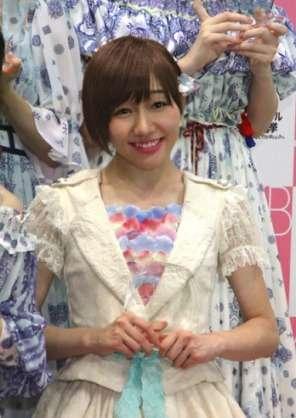SKE48須田亜香里が手ブラカット、2位躍進の流れで写真集