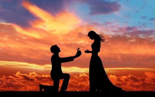 プロポーズ 理想と現実