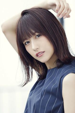 """欅坂46、モデルに挑戦! """"かっこいい欅""""の表紙は、平手友梨奈"""