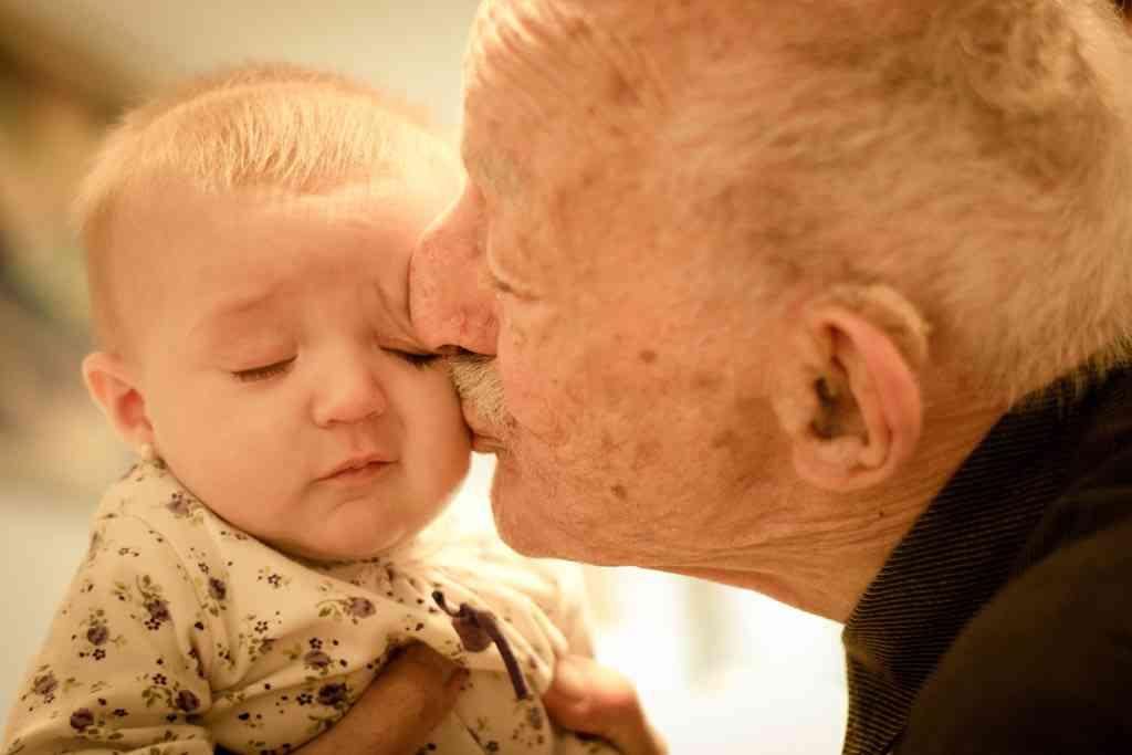 おじいちゃん、おばあちゃん大好きな方