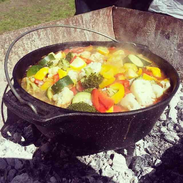 世界の料理が集まるトピ