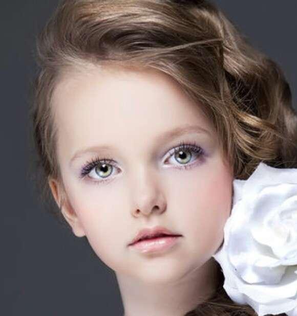 【画像】きれいな瞳