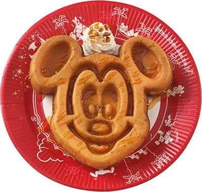 ディズニーへ行ったら必ず食べるもの