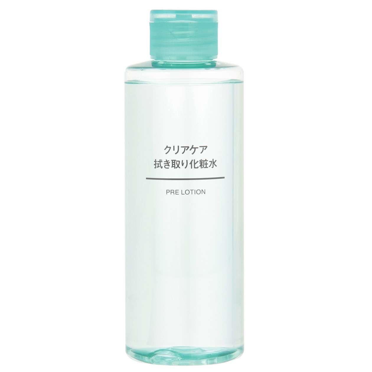 拭き取り化粧水のオススメありますか?