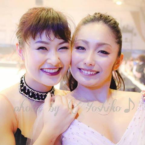 安藤美姫、「気遣いが素敵」引退発表した村上大介との2ショットに称賛の嵐