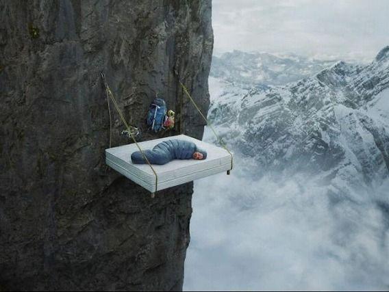 環境が変わると眠れない人!