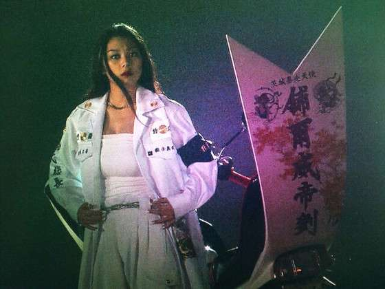 小池栄子「タンクトップで巨乳振りかざし…」 夫・坂田亘との交際時のデート明かす