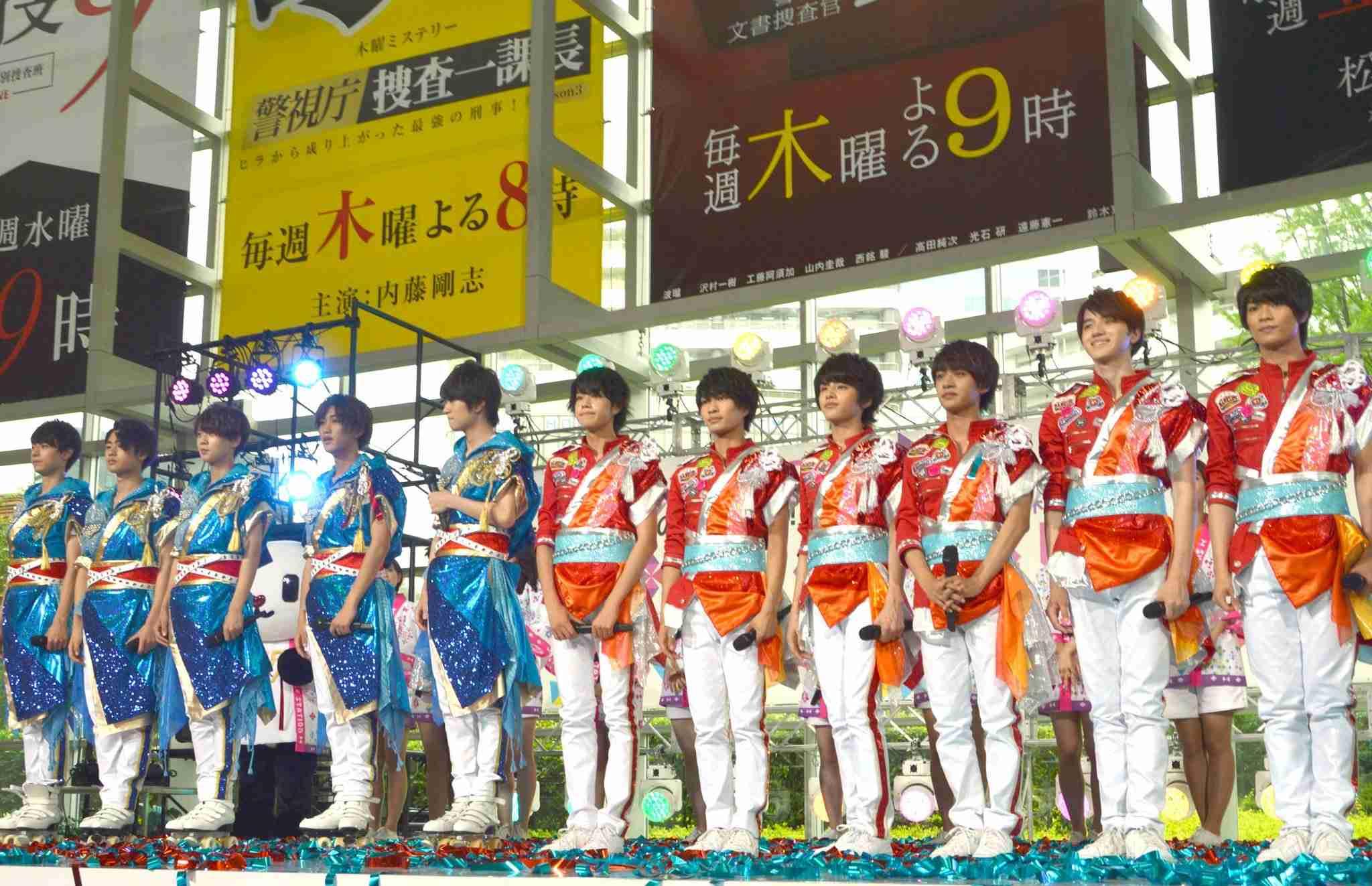 「裸の少年」9年ぶり復活 NEWS、KAT-TUNも出演したバラエティー