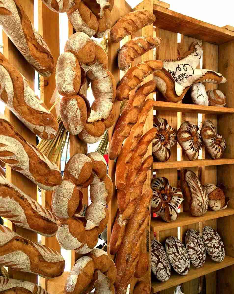 いろんなパンが見たい