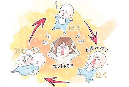 赤ちゃんのオムツ