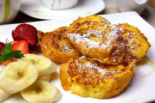 明日の朝ごはんは何食べますか?