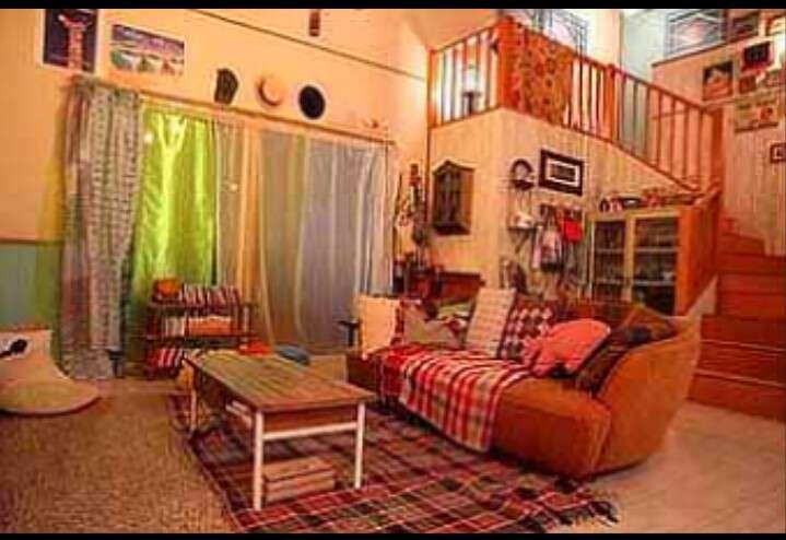ドラマや映画の住んでみたい部屋の画像