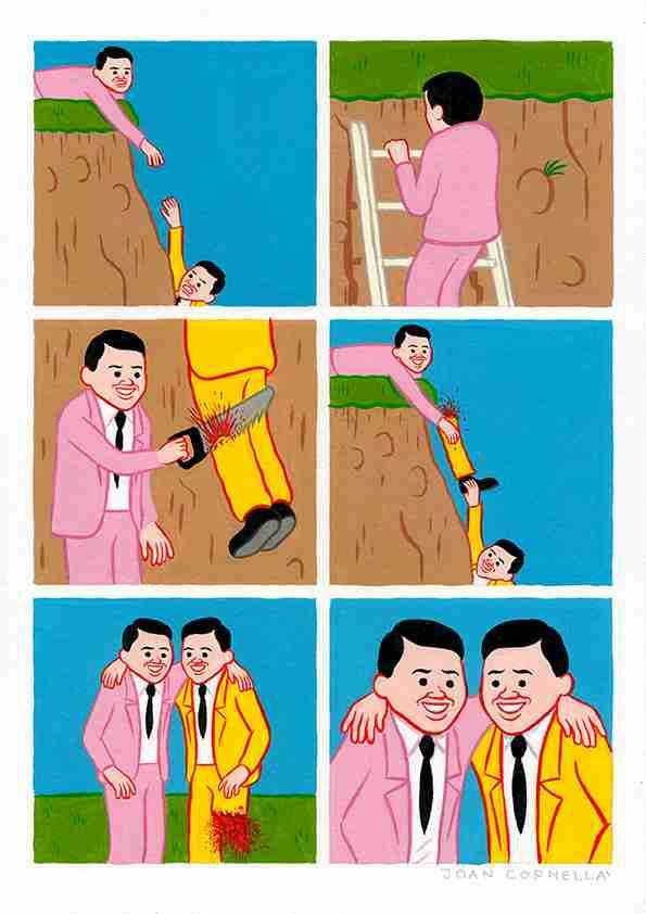 胸くそ悪い漫画