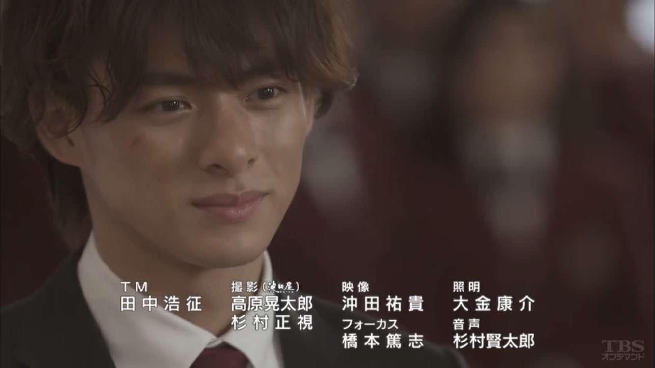 【実況・感想】花のち晴れ 第8話
