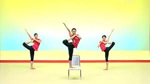 足、膝、腰の悪い人の運動