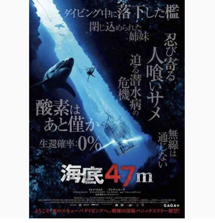 海が舞台の映画