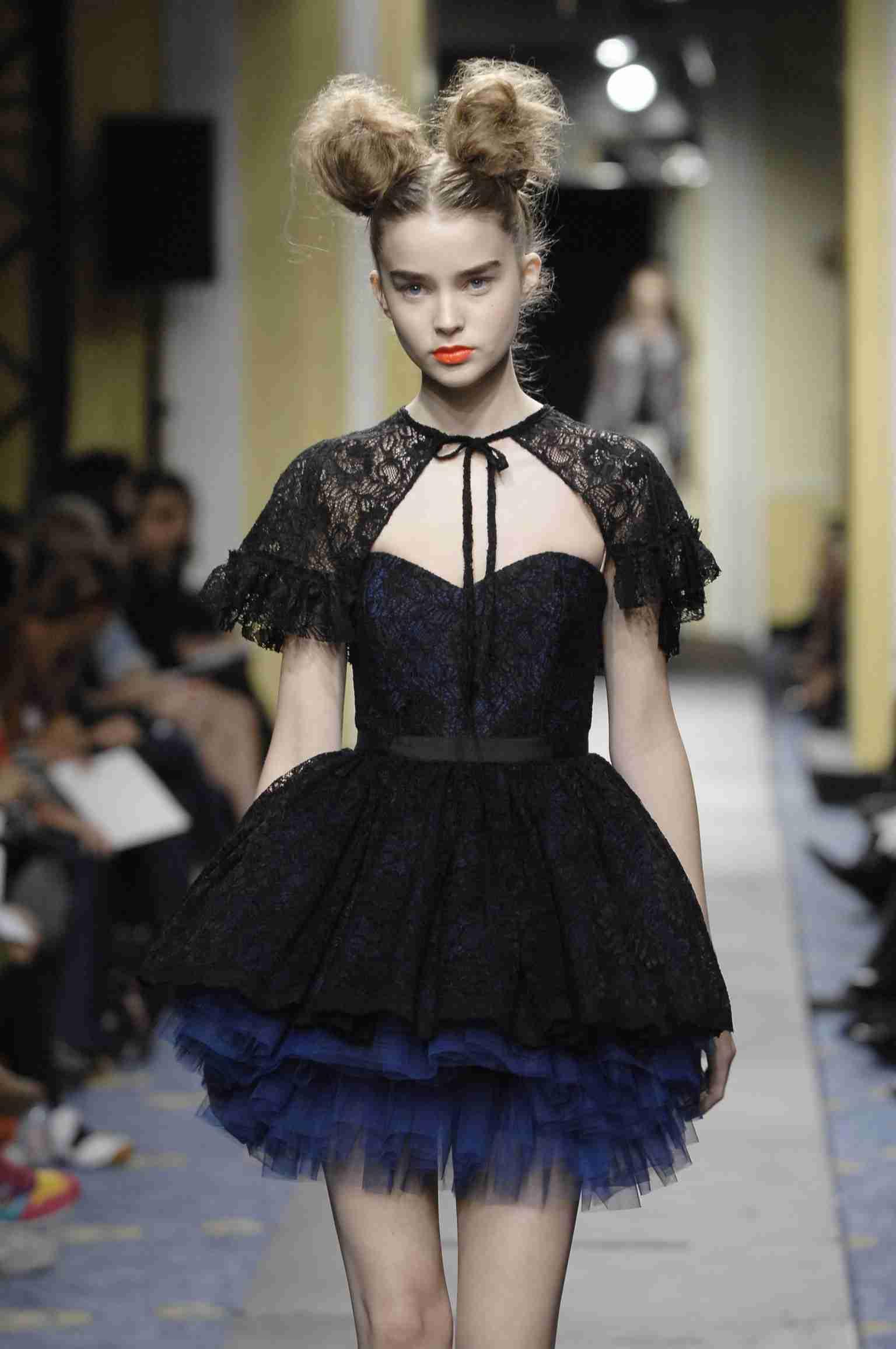 このファッションモデルを知っていたらプラス