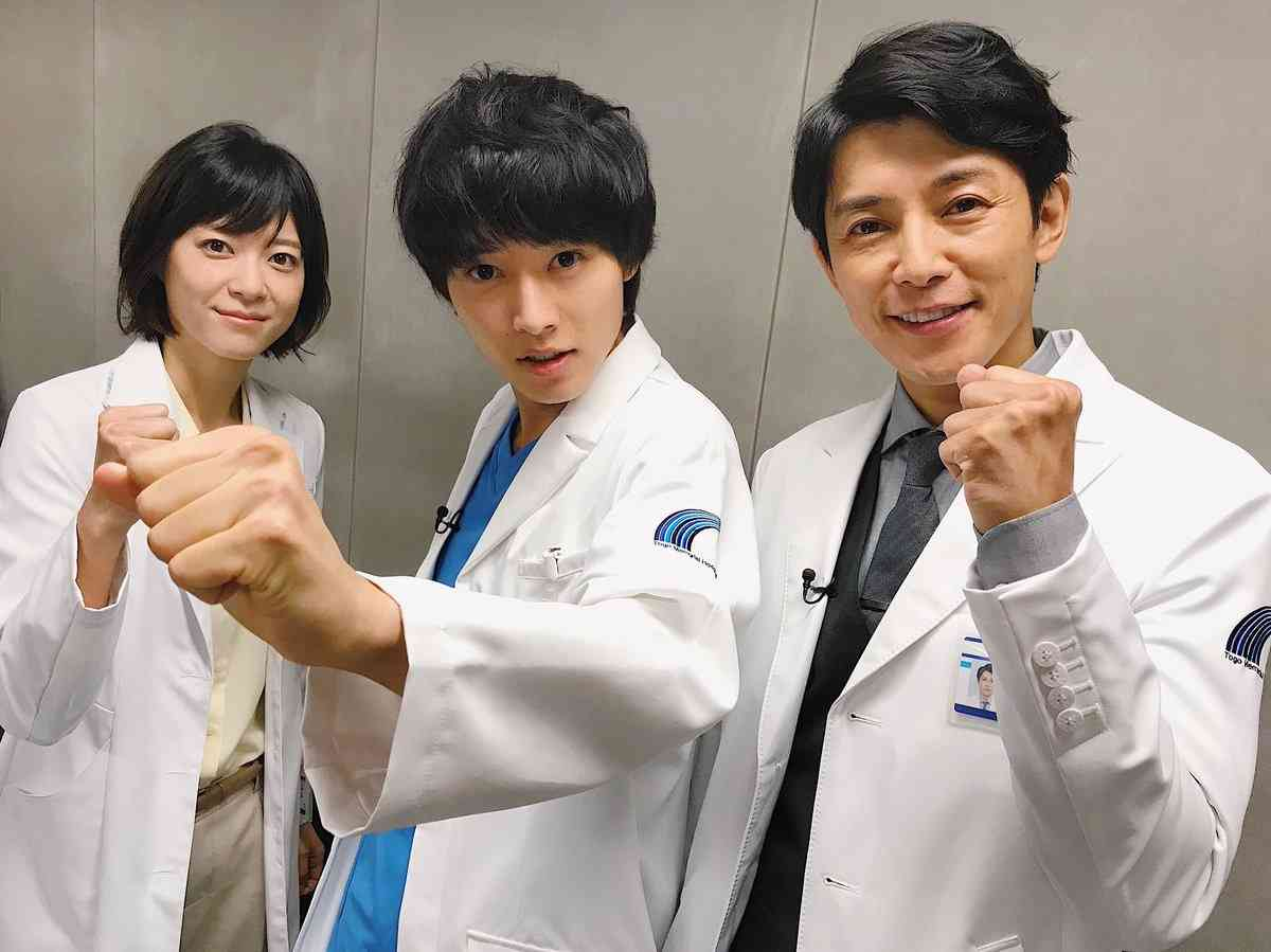 [実況・感想]  グッド・ドクター #02