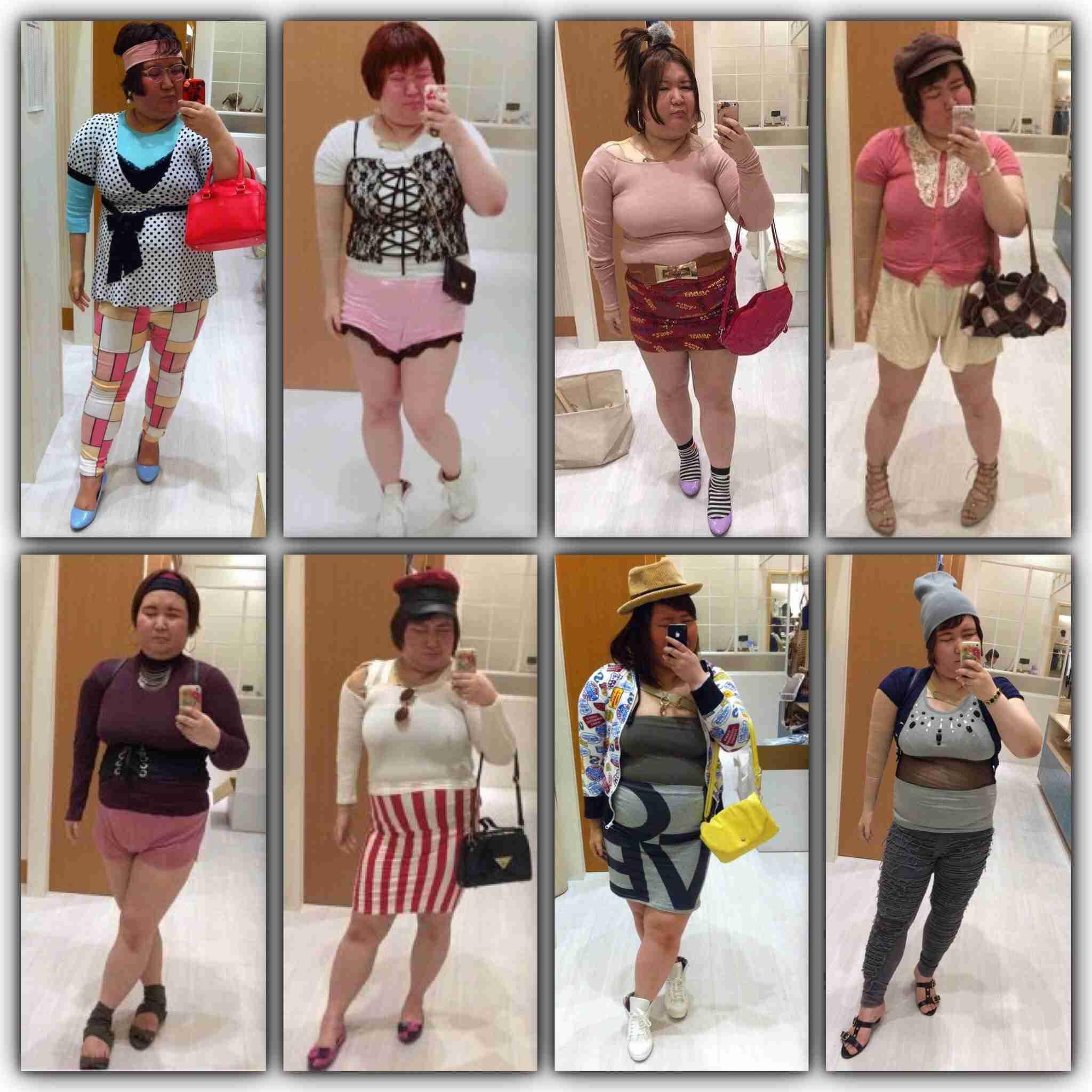 5人に1人の男性が「太っている女性は露出を控えるべき」と回答