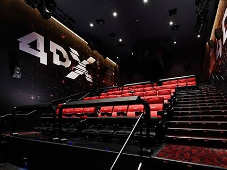映画の4DXってどんな感じですか?