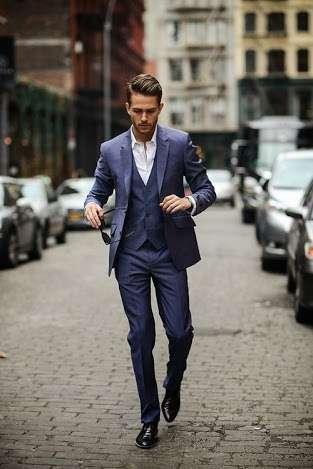 スーツ姿が好きな人!