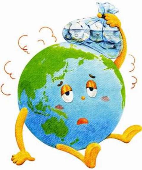 地球温暖化を和らげるには