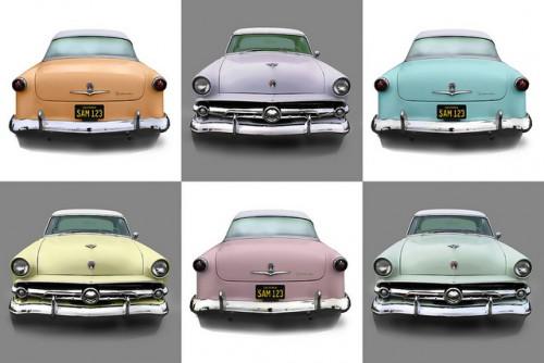 車の色は何色ですか?