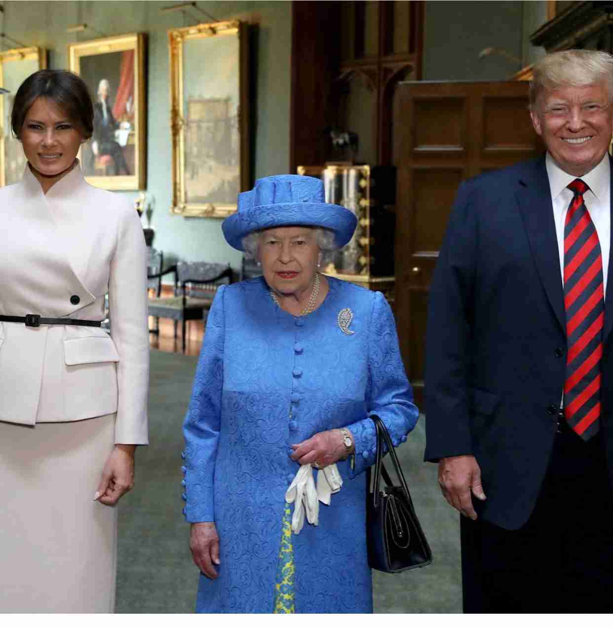 メーガン妃、ウィンブルドンでキャサリン妃と初公務 友人セリーナ・ウィリアムズの健闘を見守る