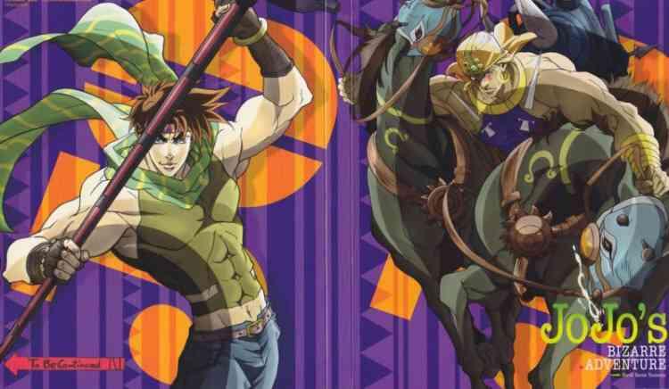 ジョジョの好きなキャラクターを3人挙げて出来れば画像を貼るトピ