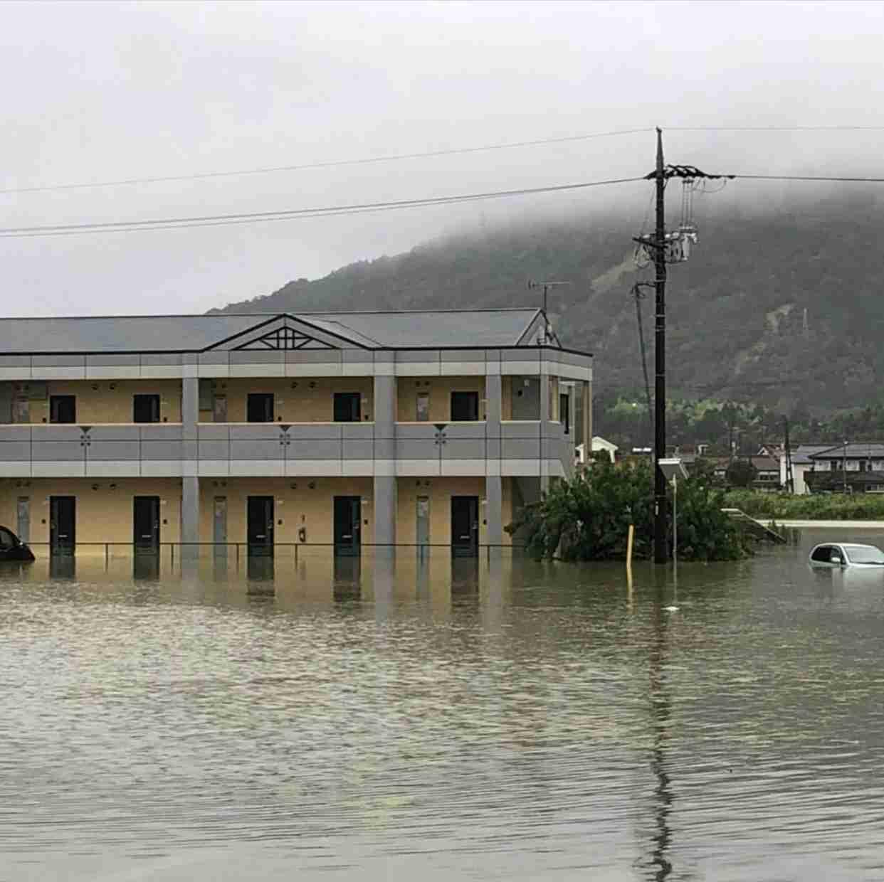 大雨 6人死亡 少なくとも38人が安否不明
