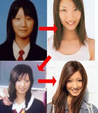 """前田敦子、橋本愛… 初期と比べて""""明らかに顔が変わった""""女性芸能人4人! 「元の顔を忘れた」「綺麗になった」"""