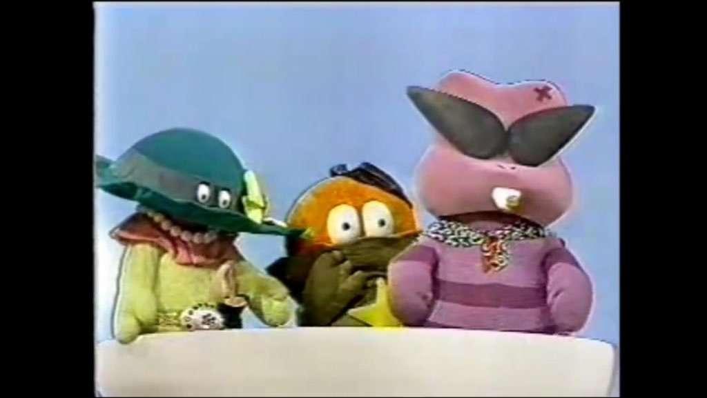 懐かしい子供向け番組を思い出すトピ
