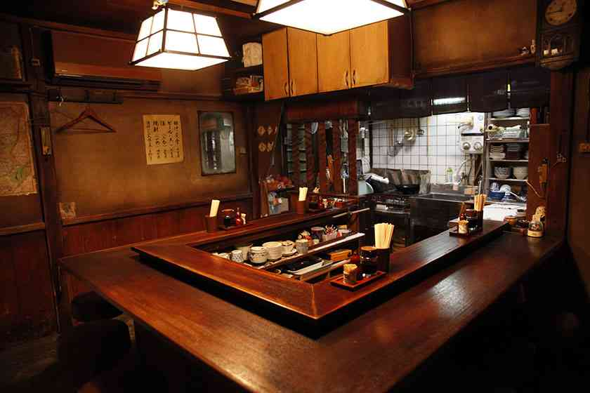 深夜ガル食堂