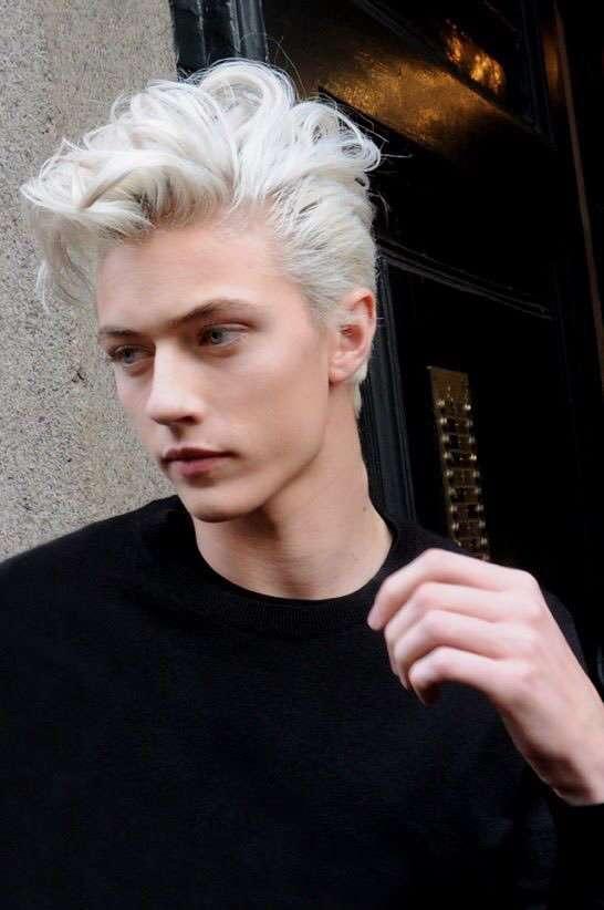外国人のかっこいいヘアスタイル