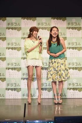 仁香、ショートパンツ姿で美脚公開し「綺麗で、可愛い。」「美脚憧れます!」の声