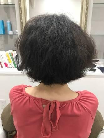 【教えて下さい】クセ毛のショート