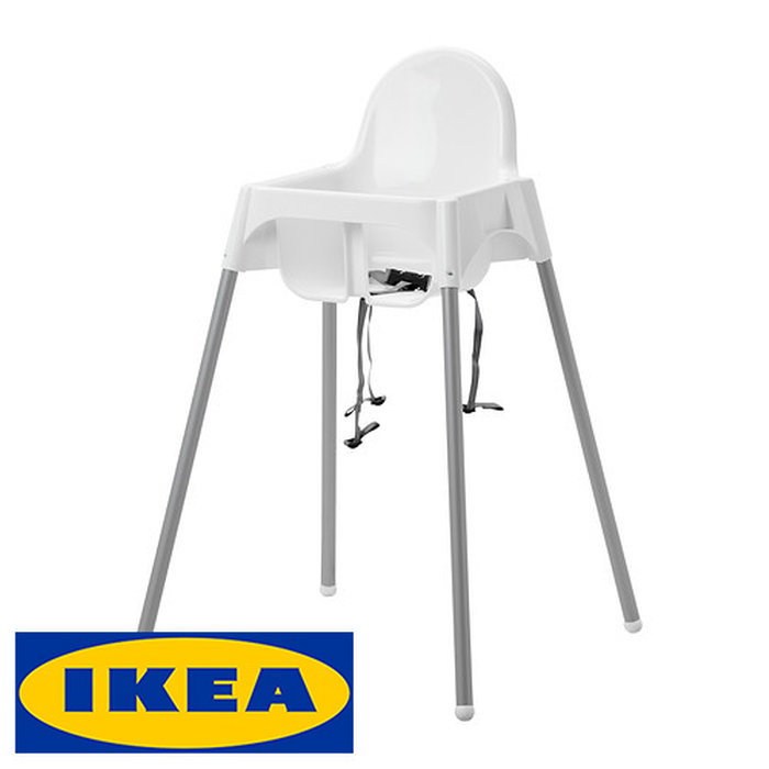 乳幼児にオススメの椅子(食事の時に使用)